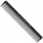 Triumph Master Wolf37 antibacterial cutting comb A604, BLACK
