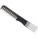 Triumph Master antibacterial comb A611, BLACK