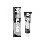 Krāsa skropstām un uzacīm RefectoCil (melna)