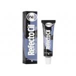 Krāsa skropstām un uzacīm RefectoCil (zila/melna)