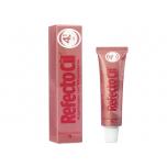 Krāsa skropstām un uzacīm RefectoCil (sarkana)